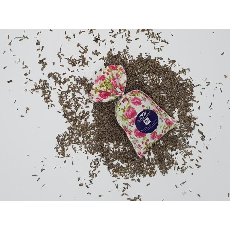 Sachet de Lavande Rose Floral - SLRF005